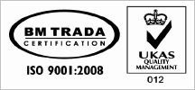 BM Trada Certification logo